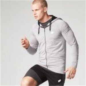 Fitness Mania - Performance Zip-Top - XXL - Red