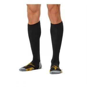Fitness Mania - 2XU Flight Compression Socks Mens