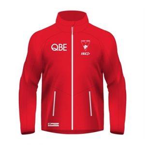 Fitness Mania - Sydney Swans Wet Weather Jacket 2018