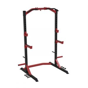 Fitness Mania - York Half Power Rack Free Shipping