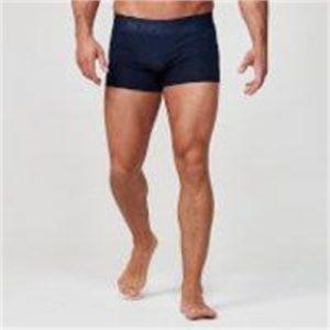Fitness Mania - Sport Boxers - M - Navy/Navy