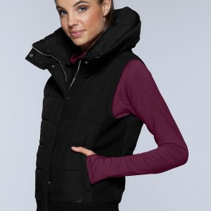 Fitness Mania - Teddy Lined Puffa Vest