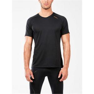 Fitness Mania - 2XU GHST Short Sleeve Top Mens