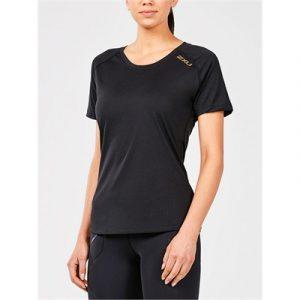 Fitness Mania - 2XU GHST Short Sleeve Top Womens