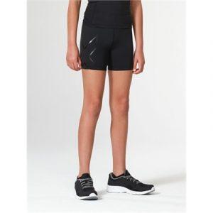 Fitness Mania - 2XU Girls Compression Half Shorts
