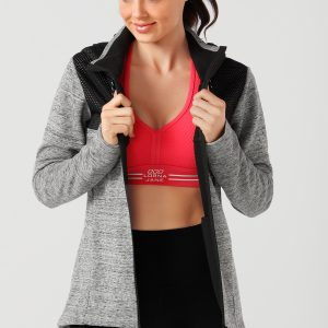 Fitness Mania - Brisk Fleece Active Jacket