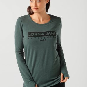 Fitness Mania - Classic L/Slv Active Top