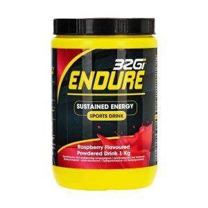 Fitness Mania - 32Gi Low Gi Endurance Energy Drink - 1kg Tub
