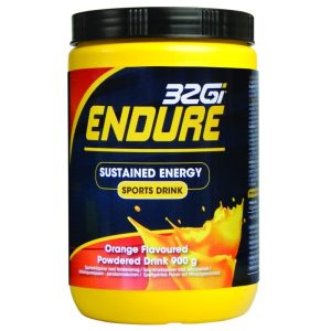 Fitness Mania - 32Gi Low Gi Endurance Energy Drink - 900g Tub