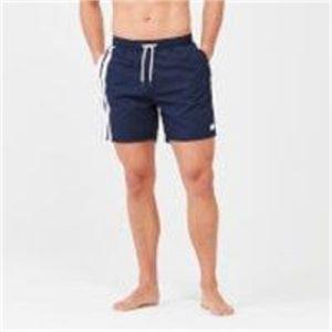 Fitness Mania - Surf Swim Shorts - L - Navy