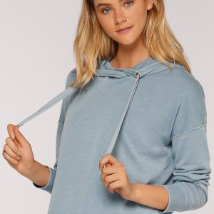Fitness Mania - Brave Cropped Hoodie