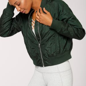 Fitness Mania - Break The Mould Bomber Jacket