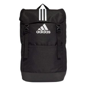 Fitness Mania - Adidas 3-Stripes Backpack Bag - Black/White