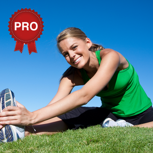 Health & Fitness - 12 Min Stretch Challenge Workout PRO - Pain Relief - Cristina Gheorghisan