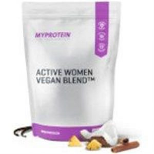 Fitness Mania - Active Women Vegan Blend™ - 1kg - Pineapple & Coconut