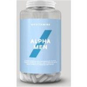 Fitness Mania - Alpha Men - 120tablets - Unflavoured