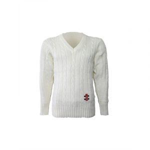 Fitness Mania - Gray Nicolls Long Sleeve Sweater
