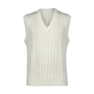 Fitness Mania - Gray Nicolls Sleevless Sweater