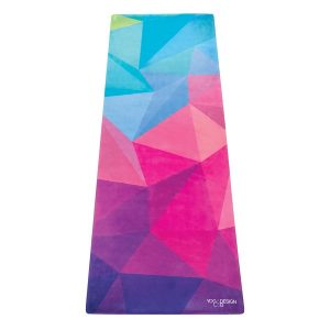 Fitness Mania - Yoga Design Lab 3.5mm Studio Combo Yoga Mat - Geo