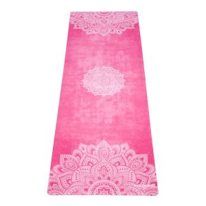 Fitness Mania - Yoga Design Lab 3.5mm Studio Combo Yoga Mat - Mandala Rose