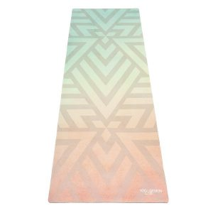 Fitness Mania - Yoga Design Lab 3.5mm Studio Combo Yoga Mat - Popcicle Maze