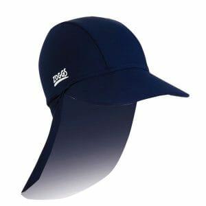 Fitness Mania - Zoggs Kids Sun Hat - Navy