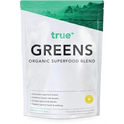 Fitness Mania – Greens Powder | Lemon Burst