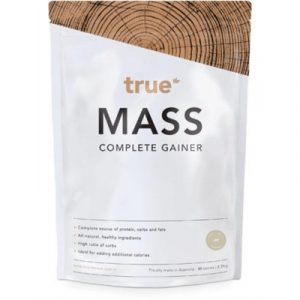 Fitness Mania - MASS [Flavour: French Vanilla] [Size: 2.7kg]