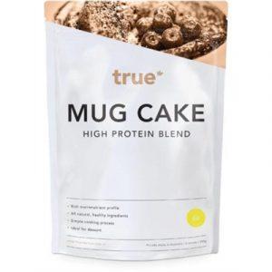 Fitness Mania - MUG CAKE  [Flavour: Lemon Cake] [Size: 250g]