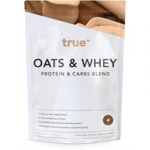 Fitness Mania - Oats & Whey | Rich Chocolate 2.4kg