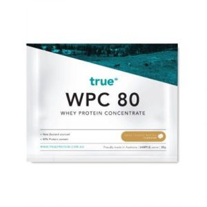 Fitness Mania - WPC80 Sample [Flavour: Choc Peanut Butter] [Size: 30g]