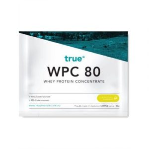 Fitness Mania - WPC80 Sample [Flavour: Lemon Cake] [Size: 30g]