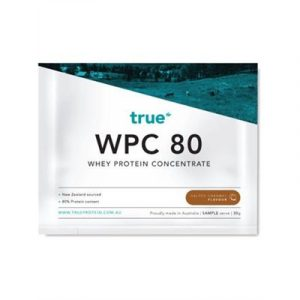 Fitness Mania - WPC80 Sample [Flavour: Salted Caramel] [Size: 30g]