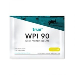 Fitness Mania - WPI90 Sample [Flavour: Lemon Cake] [Size: 30g]