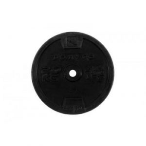 Fitness Mania - 28 MM Standart Weight Plate - Rubber Coated
