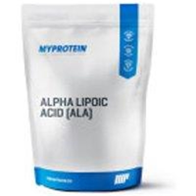 Fitness Mania – 100% Alpha-Lipoic Acid – 100g – Unflavoured
