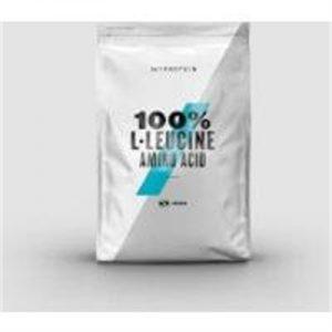 Fitness Mania - 100% L-Leucine Amino Acid - 500g - Unflavoured
