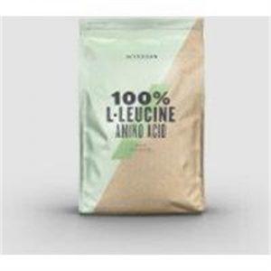 Fitness Mania - 100% Vegan L-Leucine Amino Acid - 500g - Unflavoured