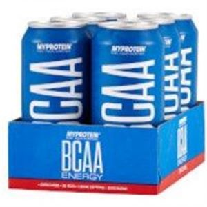 Fitness Mania - BCAA Energy - 6 x 440ml - Cherry Cola