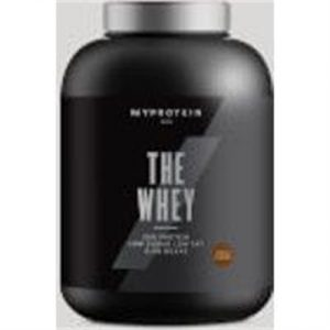 Fitness Mania - THE Whey™ - 60 Servings - 1.8kg - Salted Caramel