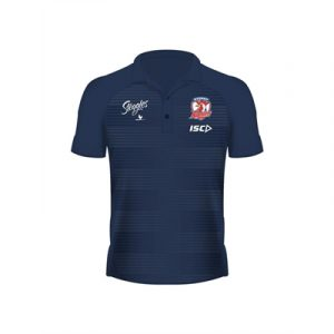 Fitness Mania - Sydney Roosters Kids Performance Polo 2019