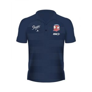 Fitness Mania - Sydney Roosters Ladies Performance Polo 2019