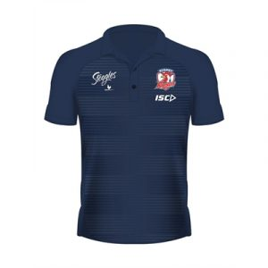 Fitness Mania - Sydney Roosters Performance Polo 2019