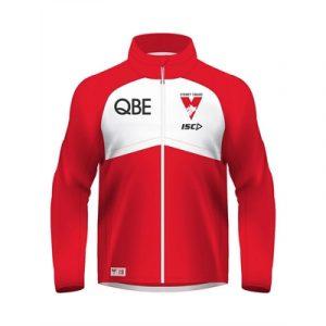 Fitness Mania - Sydney Swans Wet Weather Jacket 2019