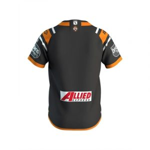 Fitness Mania - Wests Tigers Kids Home Jersey 2019
