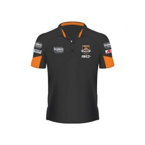 Fitness Mania - Wests Tigers Kids Polo 2019