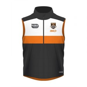 Fitness Mania - Wests Tigers Padded Vest 2019
