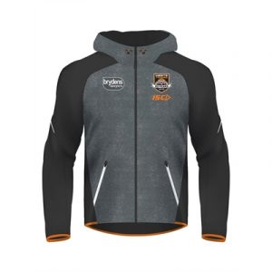 Fitness Mania - Wests Tigers Tech Pro Hoody 2019