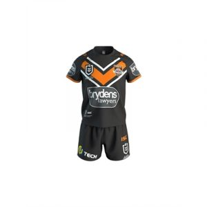 Fitness Mania - Wests Tigers Toddlers Jersey Set 2019