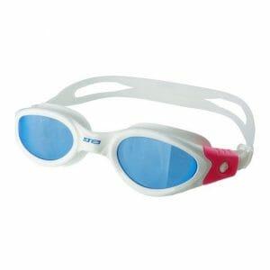 Fitness Mania - Zone3 Apollo Swimming Goggles - White/Pink